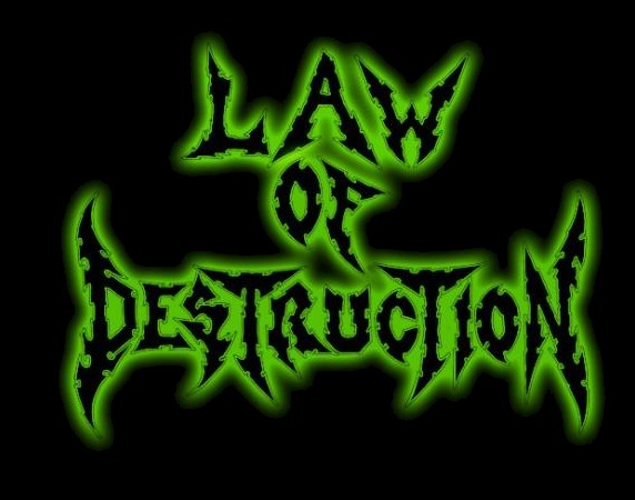 Law of Destruction - Logo