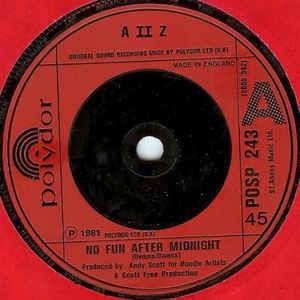 A-II-Z - No Fun After Midnight