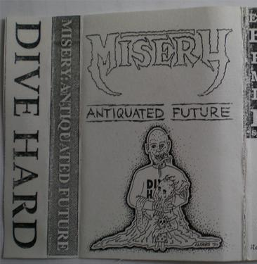 Misery - Antiquated Future