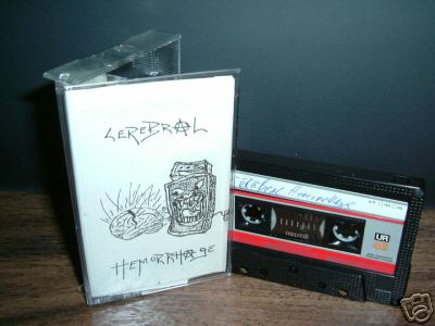 Cerebral Hemorrhage - Demo '86