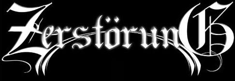 Zerstörung - Logo