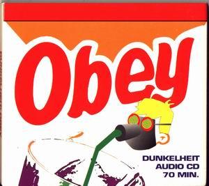 Dunkel:heit - Obey
