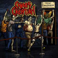 Chaos Creation - Psyched-Out Manipulation
