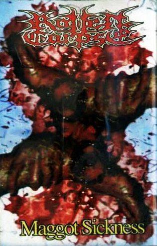 Rotten Corpse - Maggot Sickness