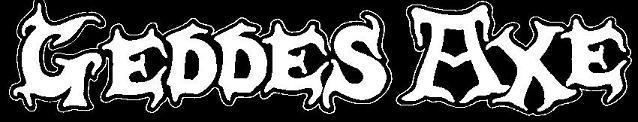 Geddes Axe - Logo
