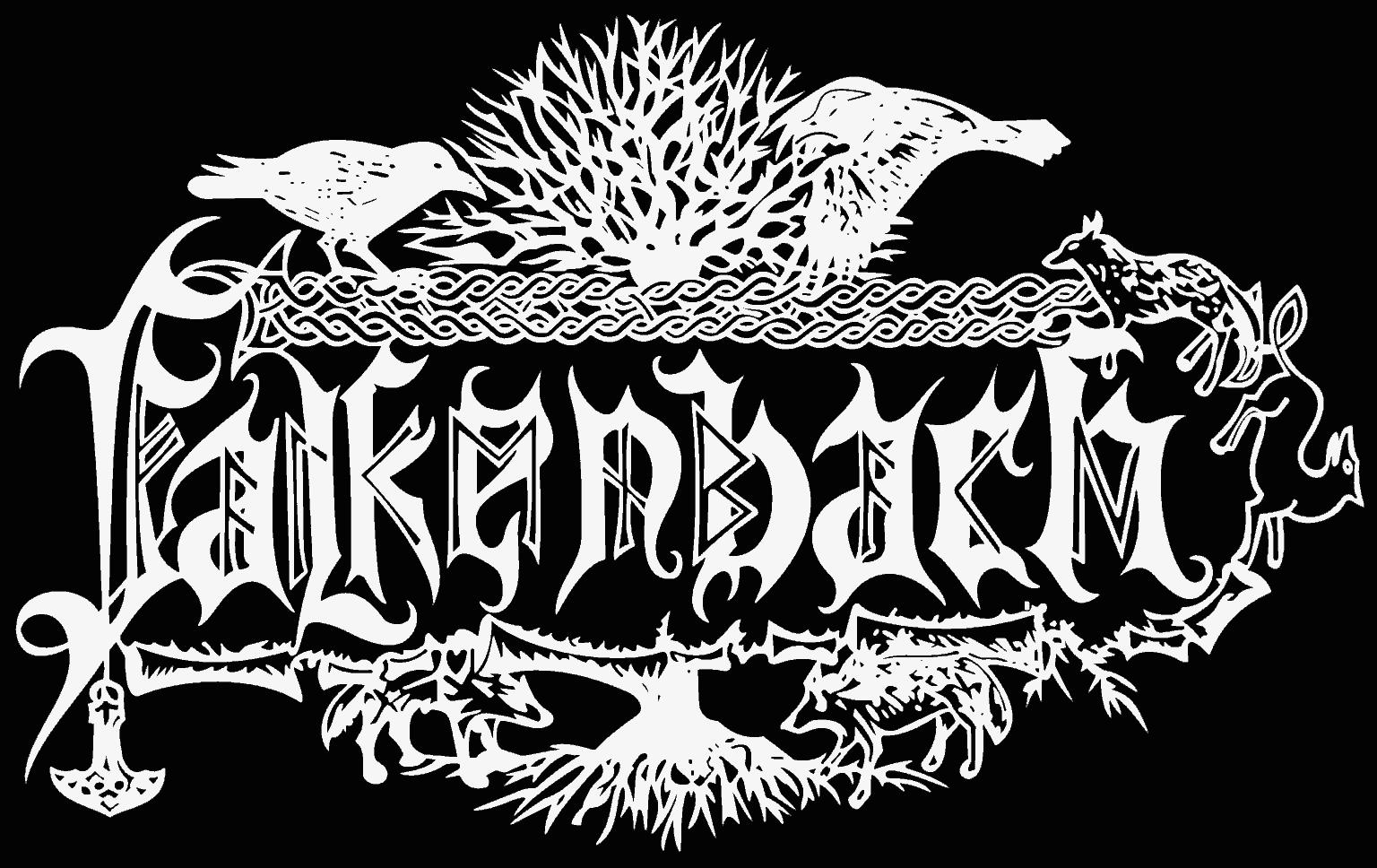 Falkenbach - Logo