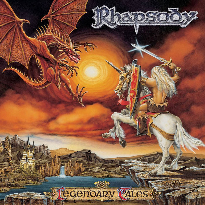 Rhapsody of Fire - Legendary Tales