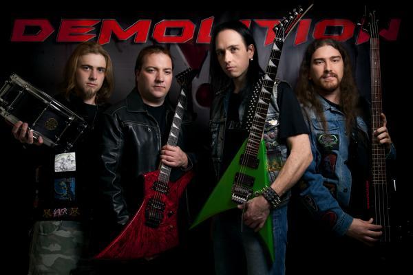 Demolition - Photo