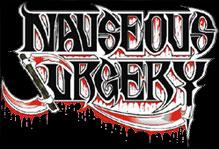 Nauseous Surgery - Logo