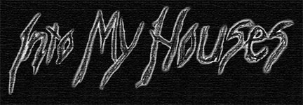 Into My Houses - Logo