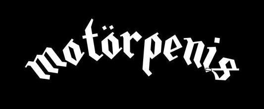 Motörpenis - Logo