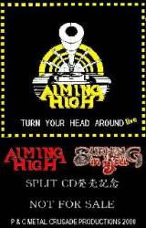 Burning in Hell / Aiming High - Turn Your Head Around