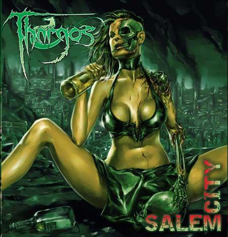 Thargos - Salem City
