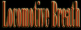 Locomotive Breath - Logo