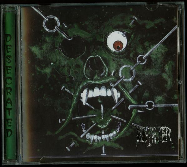 Disinter - Desecrated