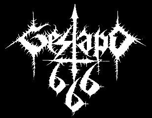 Gestapo 666 - Logo