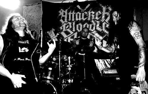 Attacker Bloody Axe - Photo