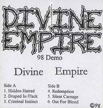 Divine Empire - 98 Demo