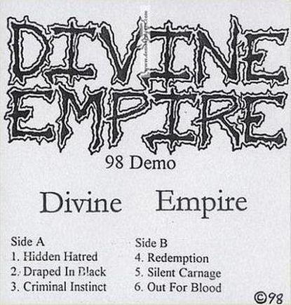 Divine Empire - 98 Demo
