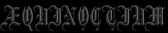 Aequinoctium - Logo