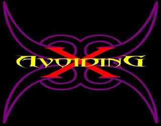 Avoiding X - Logo
