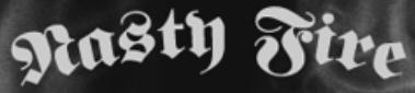 Nasty Fire - Logo