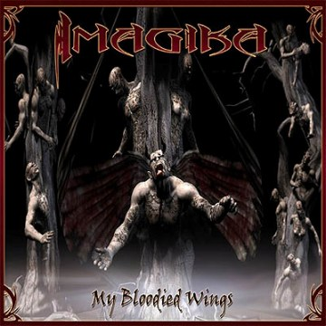 Imagika - My Bloodied Wings