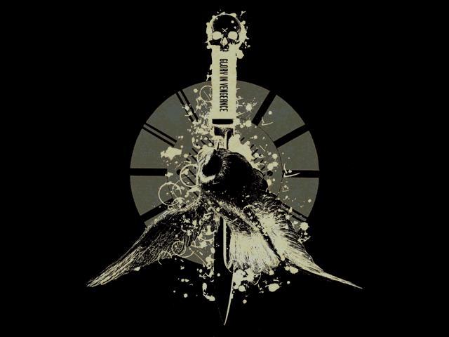 Glory in Vengeance - Logo