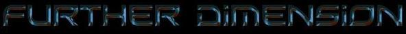 Further Dimension - Logo