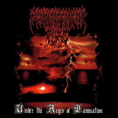 Denouncement Pyre - Under the Aegis of Damnation