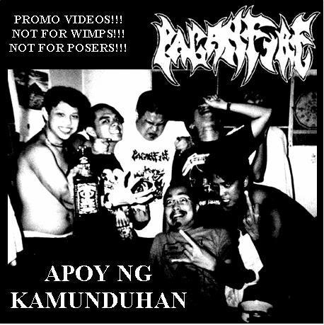 Paganfire - Apoy ng Kamunduhan