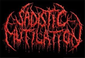 Sadistic Mutilation - Logo