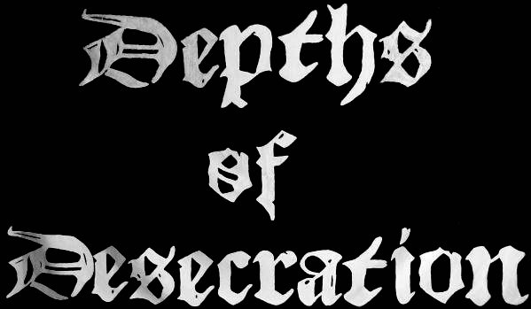 Depths of Desecration - Logo