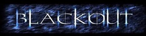 Blackout - Logo