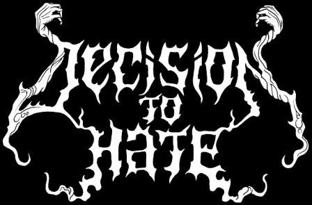 Decision to Hate - Logo