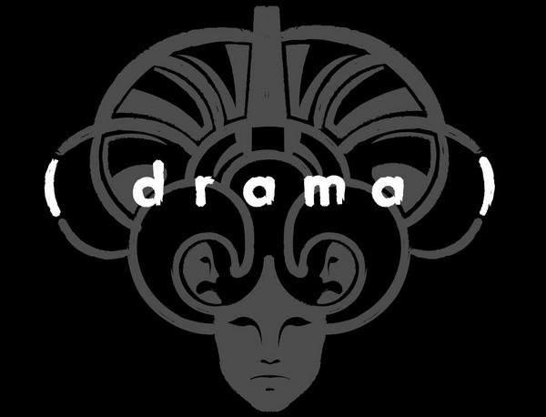 (drama) - Logo
