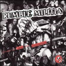 Rumble Militia - Decade of Chaos and Destruction