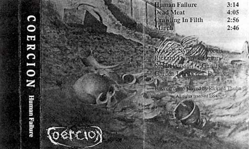 Coercion - Human Failure