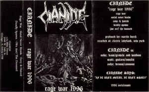 Cianide - Rage War 1996