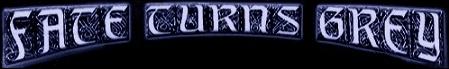 Fate Turns Grey - Logo