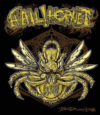 Hail!Hornet - Logo