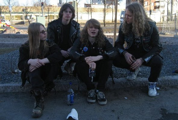 Tormentor Squad - Photo