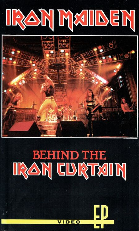 Behind the Iron Curtain cover (Click to see larger picture)