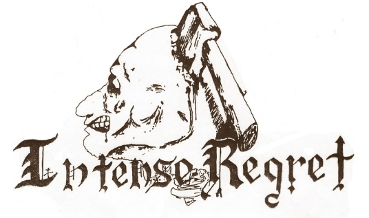 Intense Regret - Logo