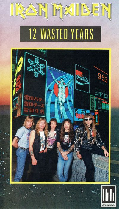 Iron Maiden - 12 Wasted Years