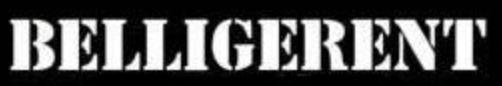 Belligerent - Logo