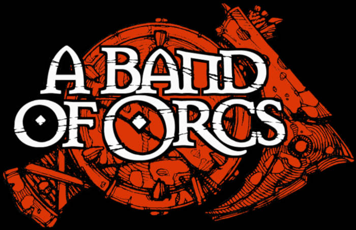 A Band of Orcs - Logo
