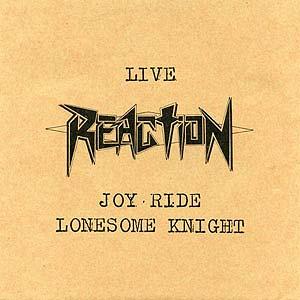 Reaction - Live