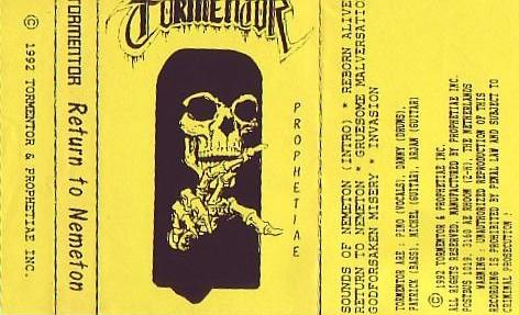 Tormentor - Return to Nemeton