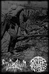 Crepusculum / Pater Noster - The Cult of Blasphemic Antichrist's Soldiers